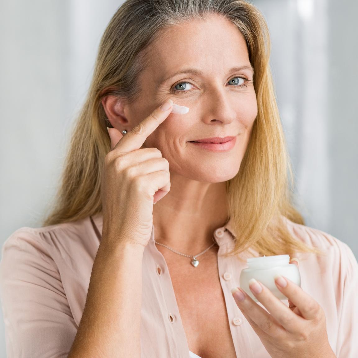Anti age ápolás érett bőrre